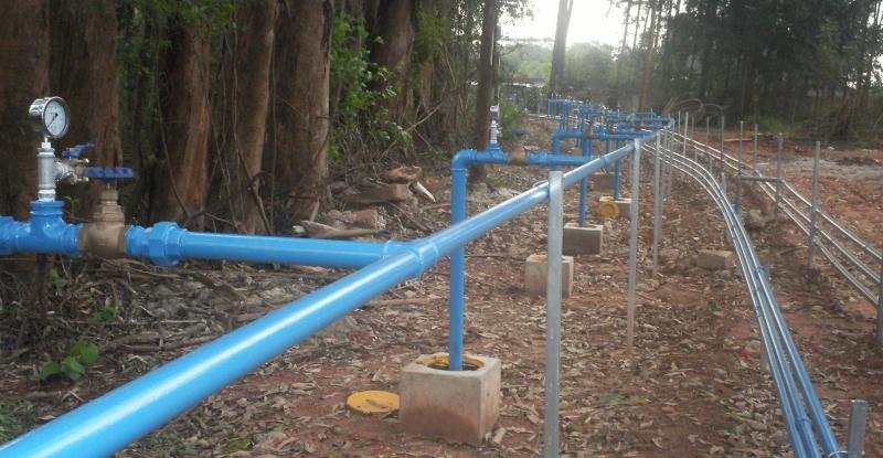 Remediação de solos contaminados