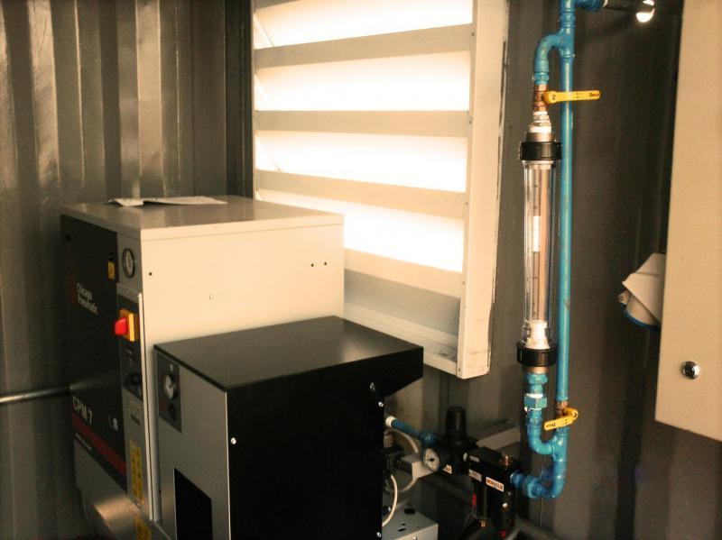 Sistema de air sparging