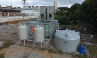 Empresa de remediação de solo