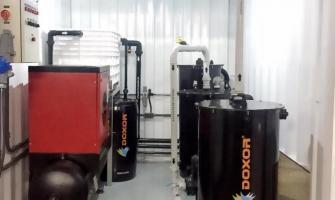 Remediação de solos contaminados por combustíveis
