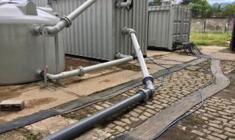 Sistema de remediação termal